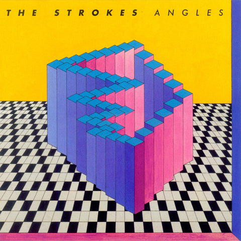 The Strokes - Angles (LP)
