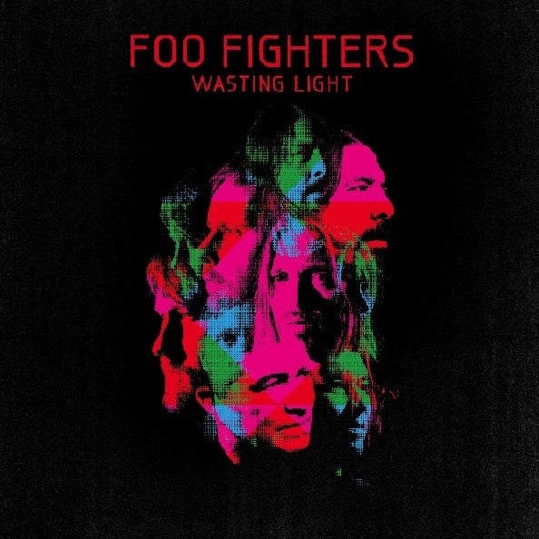 Foo Fighters ‎– Wasting Light (LP)