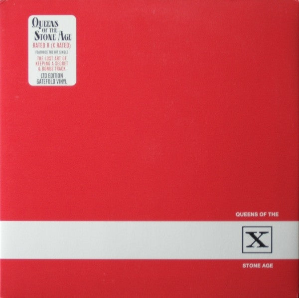 Queens Of The Stone Age ‎- Rated R (LP)