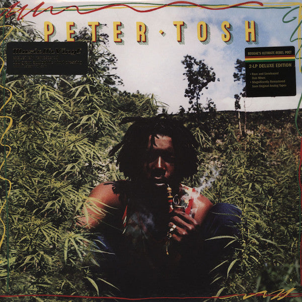Peter Tosh ‎– Legalize It 2xLP