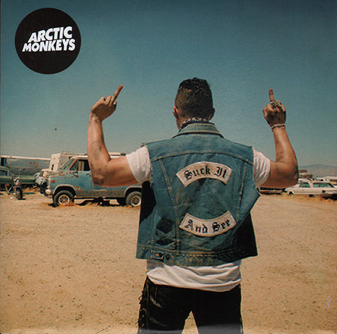 "Arctic Monkeys - Suck It and See (7"", 2019 Reissue)"