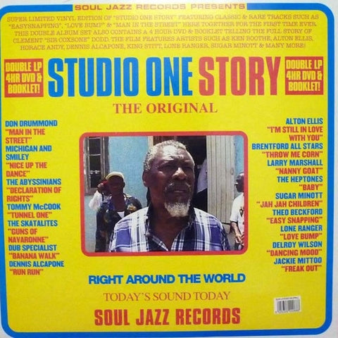 Various ‎– Studio One Story 2xLP
