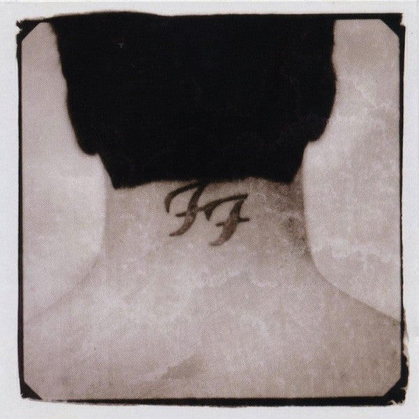 Foo Fighters ‎–There Is Nothing Left To Lose (LP)