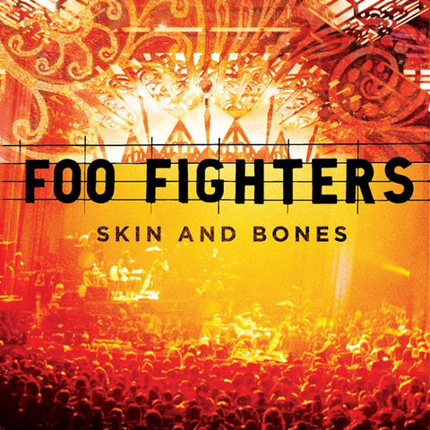 Foo Fighters - Skin and Bones (2xLP)