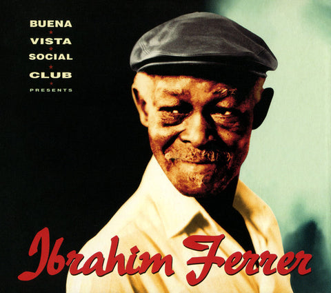 Ibrahim Ferrer - Buena Vista Social Club Presents (LP)
