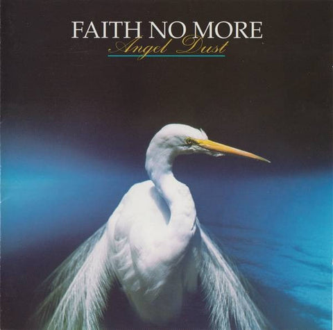 Faith No More - Angel Dust (180gm Audiophile pressing)
