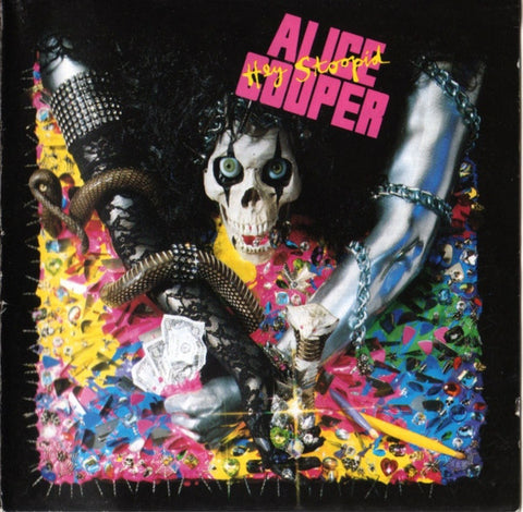 Alice Cooper ‎- Hey Stoopid (LP 180g)