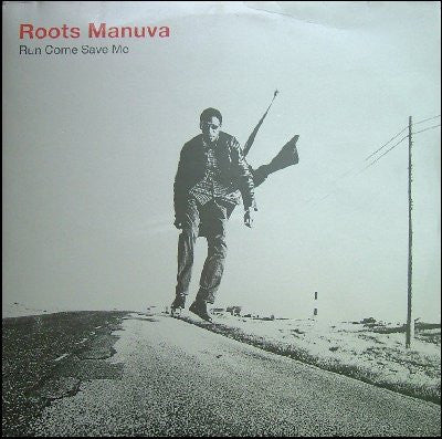 Roots Manuva – Run Come Save Me (2xLP)