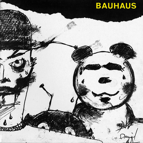 Bauhaus - Mask (LP, Yellow vinyl)