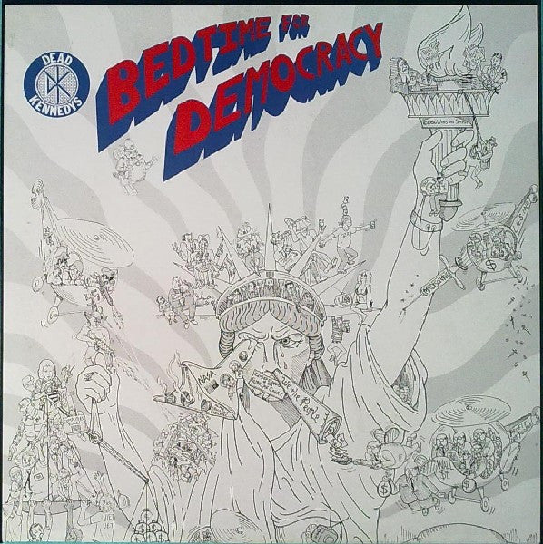 Dead Kennedys - Bedtime For Democracy (LP)