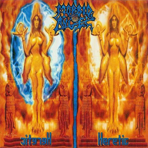 Morbid Angel - Heretic (LP)
