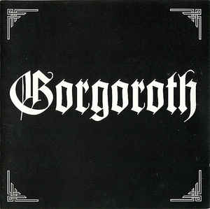 Gorgoroth - Pentagram (LP, Ltd. Red Vinyl)