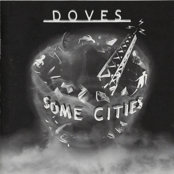 Doves - Some Cities (2xLP, Ltd. Numbered, White Vinyl)