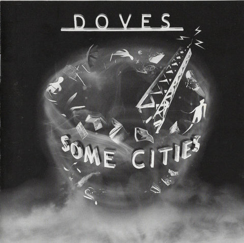 Doves - Some Cities (2xLP, Ltd. Numbered, Clear Vinyl)