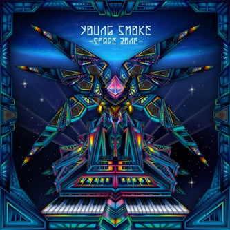 Young Smoke - Space Music (CD)