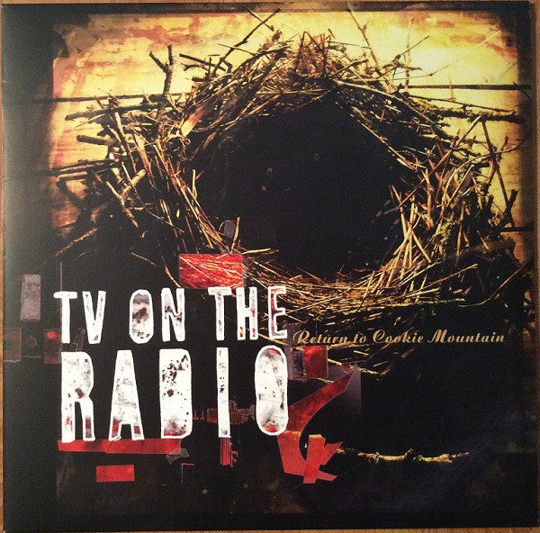 TV On The Radio - Return To Cookie Mountain (LP + D/L)