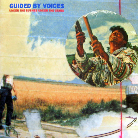 Guided By Voices - Under The Bushes Under The Stars (2xLP)