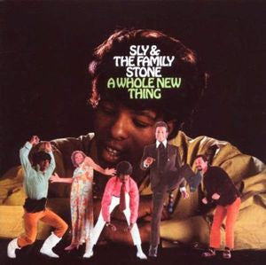 Sly & The Family Stone ‎- A Whole New Thing (LP, 180gm)
