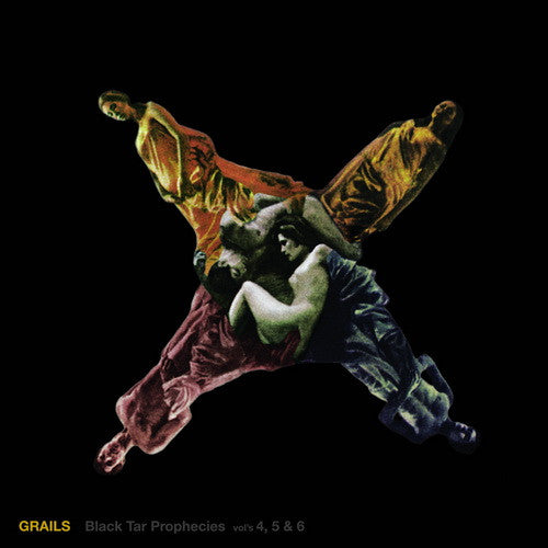 Grails - Black Tar Prophecies Vol's 4, 5 & 6