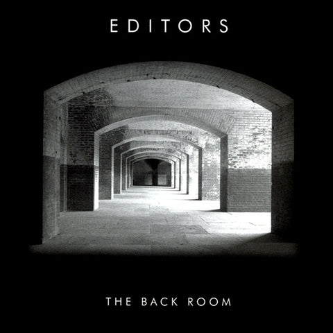 Editors -The Back Room (LP)