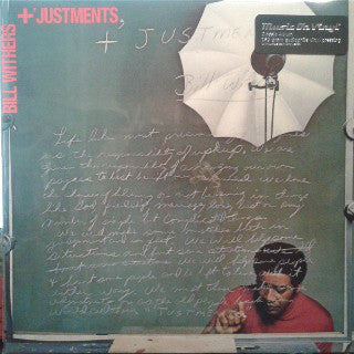 Bill Withers - +'Justments (LP, 180gm)