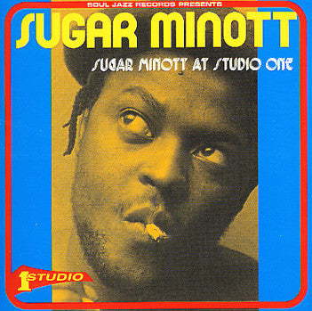 PREORDER - Sugar Minott - Sugar Minott at Studio One (2xLP)