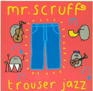 Mr. Scruff ‎- Trouser Jazz (3xLP)