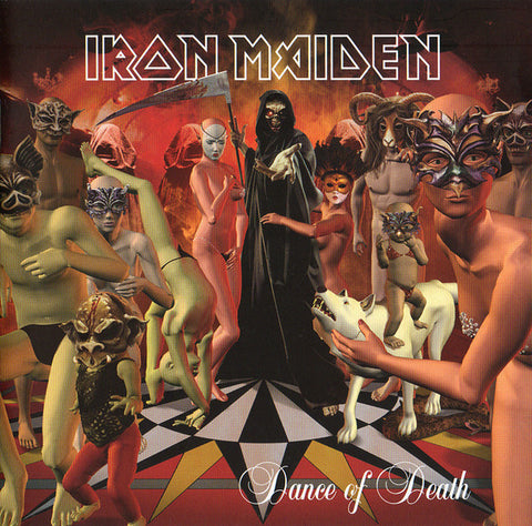 Iron Maiden - Dance of Death (CD, Digipak)