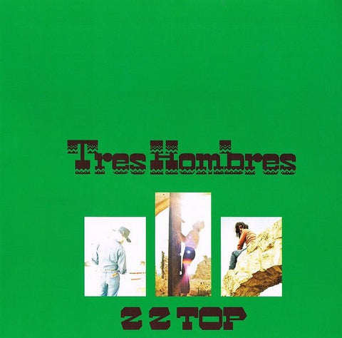 ZZ Top - Tres Hombres (LP, 180gm Jalepeno Green Vinyl)