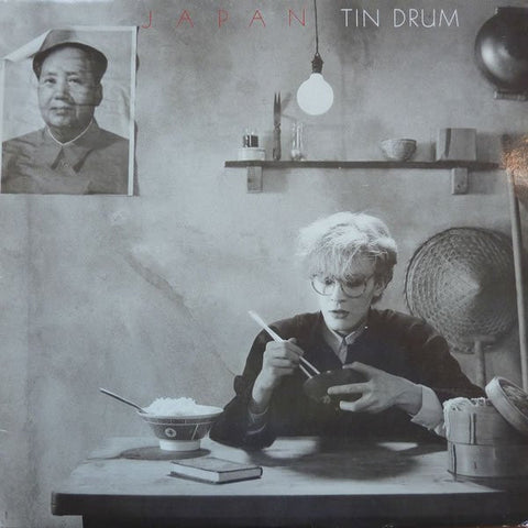 Japan ‎- Tin Drum (LP, 180 gram reissue)