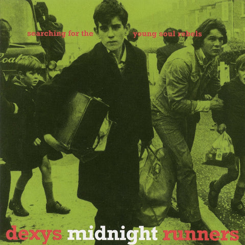 Dexys Midnight Runners - Searching for the Young Soul Rebels (LP, 180g Red Vinyl)