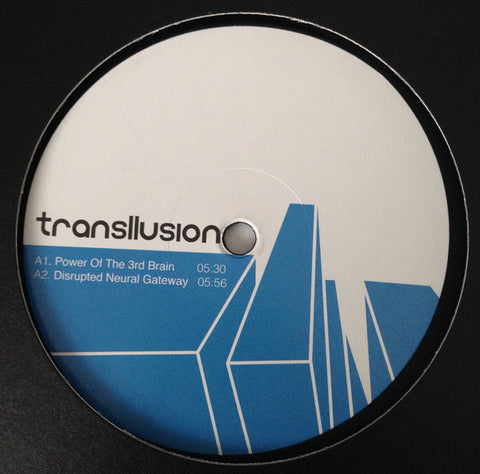 "Transllusion - Mind Over Positive And Negative Dimensional Matter (12"")"