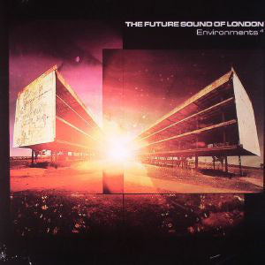 The Future Sound Of London ‎– Environments 4 (LP, 140g)
