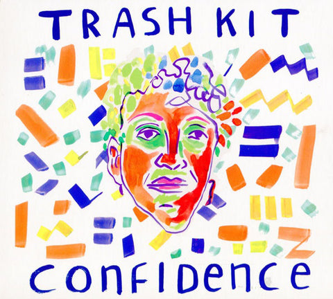 Trash Kit - Confidence (LP, Purple Vinyl)