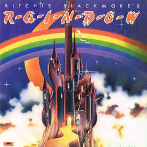 Rainbow - Ritchie Blackmore's Rainbow (LP)