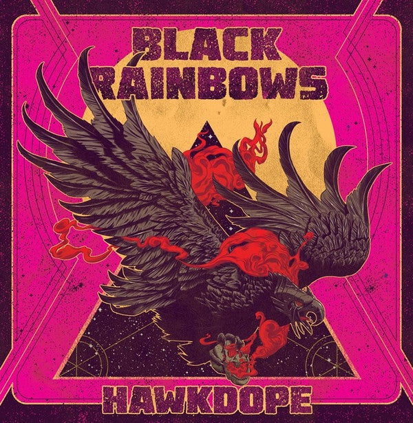 Black Rainbows - Hawkdope LP