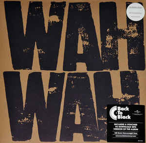 James ‎– Wah Wah (2xLP, 180g)