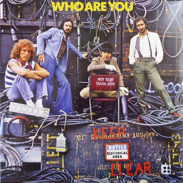The Who ‎- Who Are You (LP, 180g)