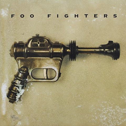 Foo Fighters ‎– Foo Fighters (LP)
