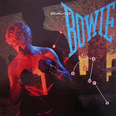 David Bowie - Let's Dance (LP, Remastered, 180g Heavyweight Vinyl)