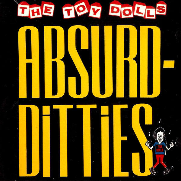 Toy Dolls - Absurd-Ditties (Yellow Vinyl LP)
