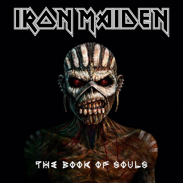 Iron Maiden - The Book of Souls (2xCD, Digipak)