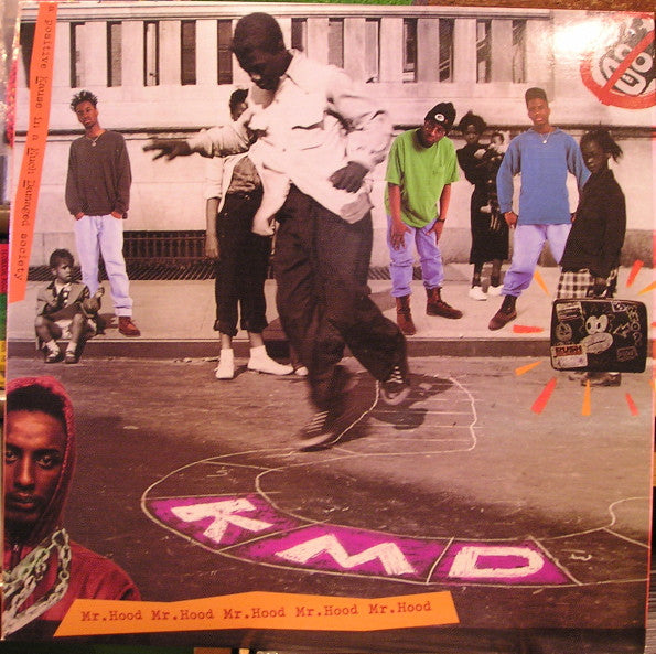 KMD - Mr Hood (2xLP Reissue)