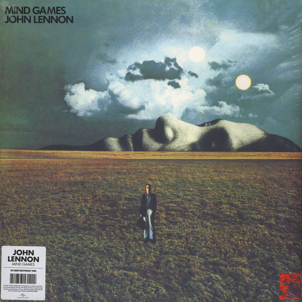 John Lennon ‎- Mind Games (LP, 180g)