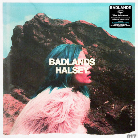 Halsey - Badlands (LP, Blue vinyl)