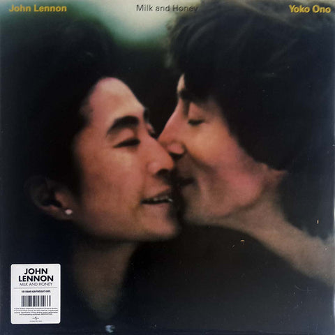 John Lennon & Yoko Ono - Milk and Honey (LP)