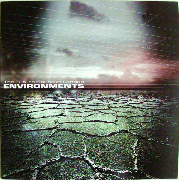 The Future Sound Of London ‎- Environments Volume 1 (LP, 140g)