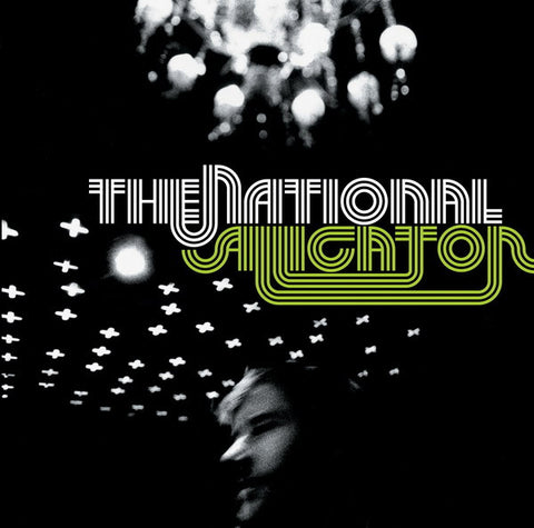 The National - Alligator (LP, Lime Green vinyl)