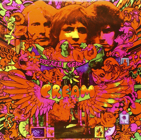 Cream - Disraeli Gears (LP, 180g)