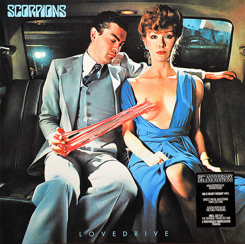 Scorpions - Lovedrive (50th Anniversary edition) (180gm LP +,CD)
